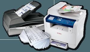 ксерокопирование и распечатка документов